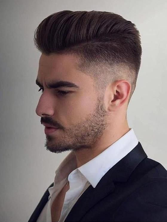 Cool Mens Hairstyles Which Look Great Looking Coolmenshairstyles Mens Hairstyles Pompadour Mens Hairstyles Short Mens Hairstyles Undercut