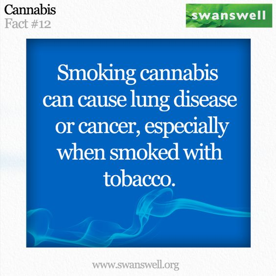 causes of smoking marijuana Regular smoking of marijuana by itself causes visible and microscopic injury to  the large airways that is consistently associated with an.