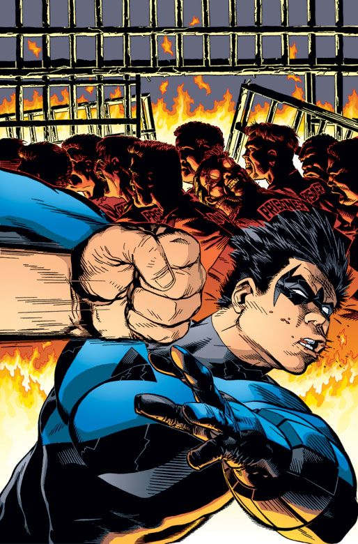 Nightwing by Michael Golden