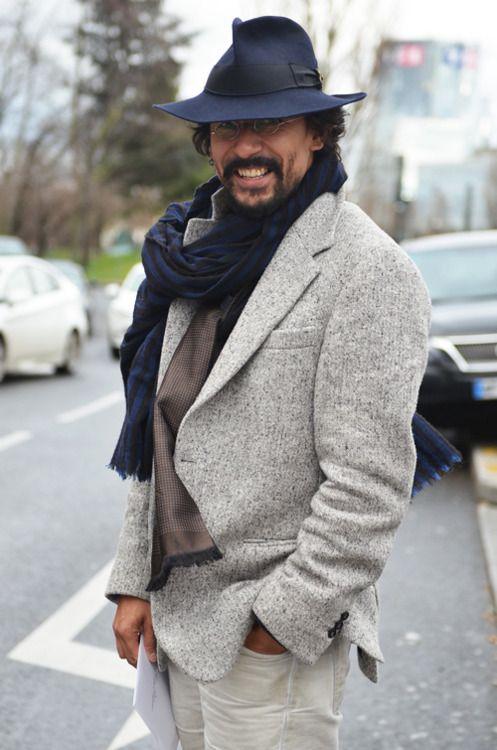 ツイードジャケットで秋冬の着こなしをアップグレード