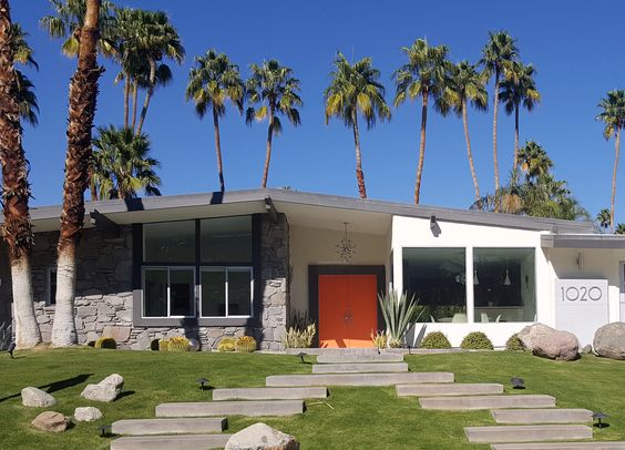 Pinterest the world s catalog of ideas for New modern homes palm springs