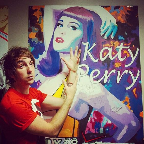 Katy Perry, will you marry me?