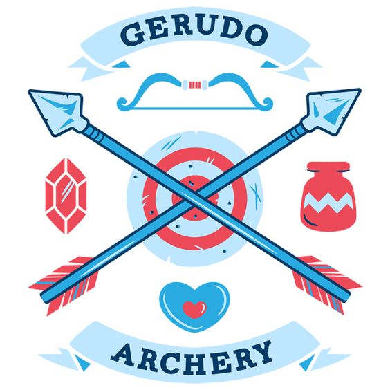Gerudo Archery