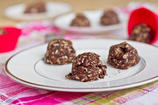 Two Bite Double Down Dark Chocolate Brownies