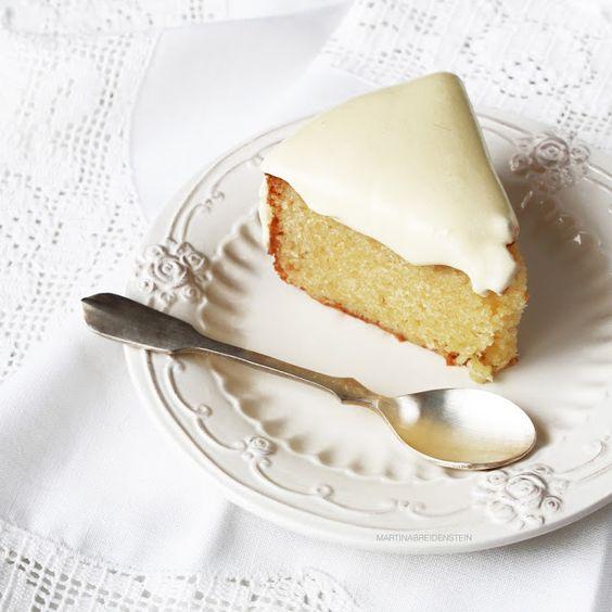 Mais um bolo de limão :)