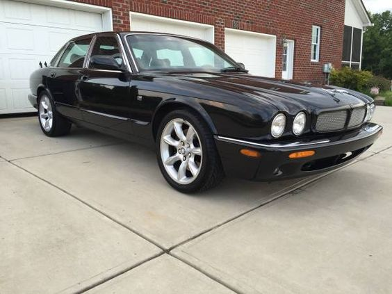 2001 JAGUAR XJR Supercharged - $5500 Shelby, NC #ForSale # ...