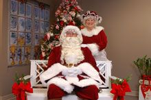 Each year at Christmas, we extend that spirit of family by opening our doors for everyone in the office to bring their family to visit with Santa & Mrs. Claus! www.laurasleanbeef.com/blog
