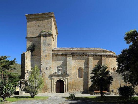 Lerga - Merindad de Sangüesa, Navarra #románico #lerga #navarra