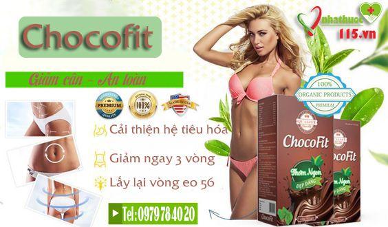 phương pháp giảm cân an toàn với chocofit dòng sản phẩm chuyên dụng trong việc giảm cân tốt và an toàn đối với người thừa cân dư mỡ.