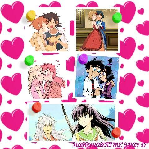 HAPPY VALENTINE'S DAY!!!!! XD :D :) ❤