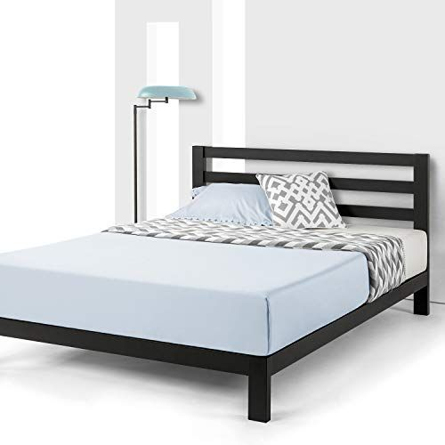 Best Price Mattress Queen Bed Frame 10 Inch Heavy Duty Https Www Amazon Com Dp B07hb7r7z2 Ref C Metal Platform Bed Wooden Headboard Headboards For Beds