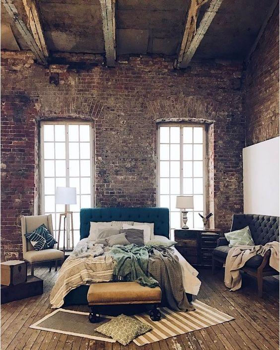 28 Modern Home Decor Ideas You Should Already Own Home Decor Ideas Living Room Loft Industrial Decor Bedroom Bedroom Design