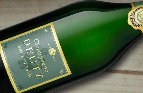Deutz breaks 2m in bottle sales
