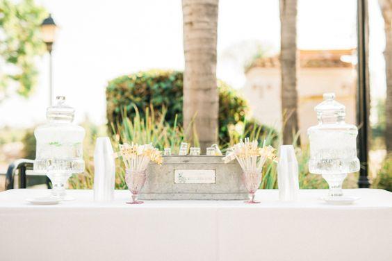 Photography: Honey Honey Photography - http://www.stylemepretty.com/portfolio/honey-honey-photography Coordinator: Chic To Chic Weddings - http://www.stylemepretty.com/portfolio/chic-to-chic-weddings   Read More on SMP: http://www.stylemepretty.com/2015/02/11/romantic-pink-on-pink-california-wedding/