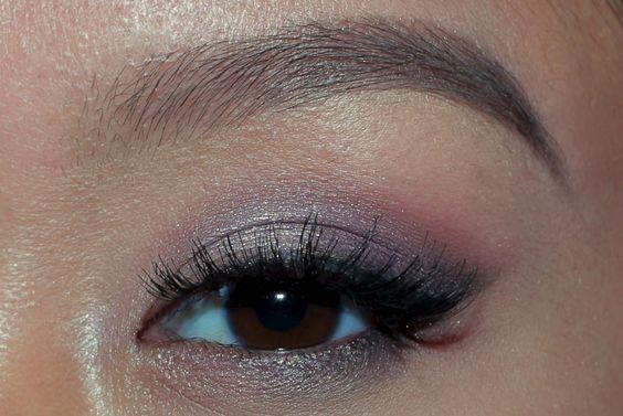 Purple Smokey Eye  - MUA: VIVIAN TANG