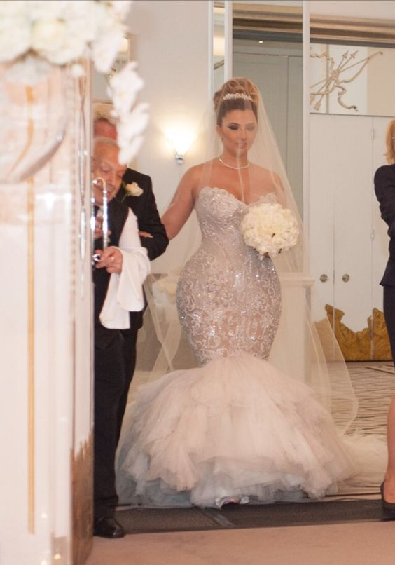 stunning wedding dress from the fab jaton couture