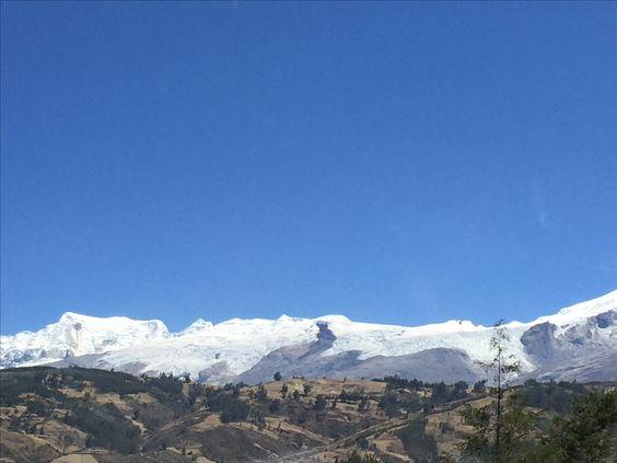 Cordillera Blanca-Ancash