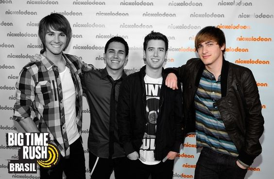 Big Time Rush - Brasil: BTR SEM KENDALL !