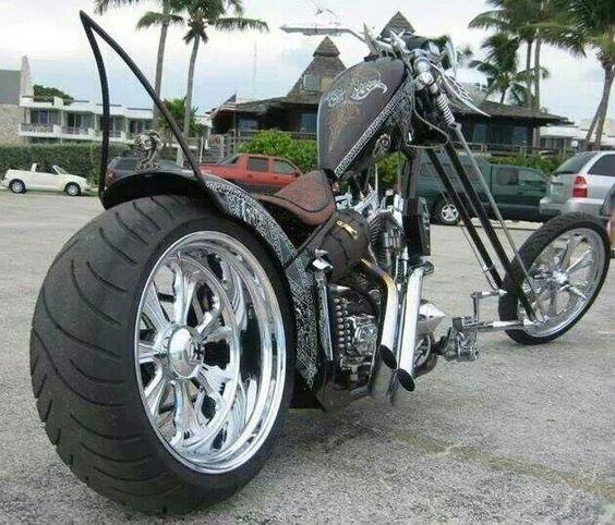 Nice chopper.