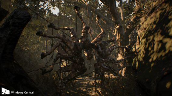 Resident Evil 7 - Cenário