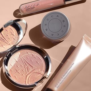 ‼️ The @Nordstrom Anniversary Sale is here! Get our winning Parisian Glow Kit pictured here in stores only! ✨ Or the Prep, Set Glow Kit featuring our best-selling Hydra-Mist Powder! #NSale ⭐️BONUS⭐️ with every $65 BECCA purchase receive deluxe samples of travel-size Liquid Highlighter in Rose Gold, Backlight Priming Filter and Sunlit Bronzer in Capri Coast.