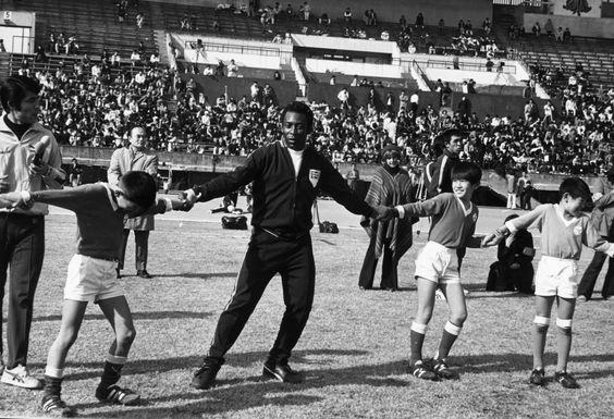 Pelé 1974