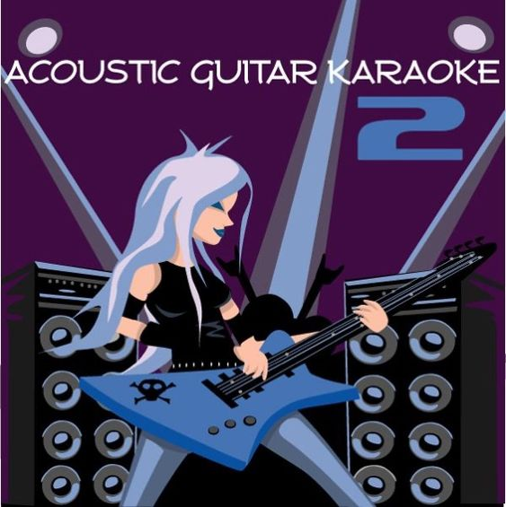 Dont Stop Believin Acoustic Guitar In The Style Of Journey Karaoke Version Dont Stop Believin Acoustic Guitar In The Karaoke Songs Karaoke Acoustic Guitar