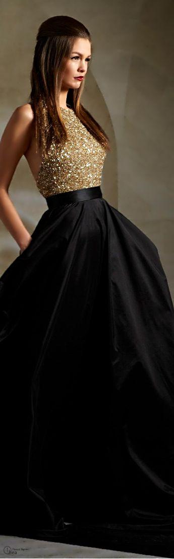 Vestido de noche: