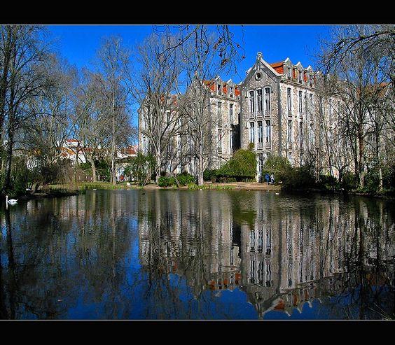 Caldas da Rainha. Portugal