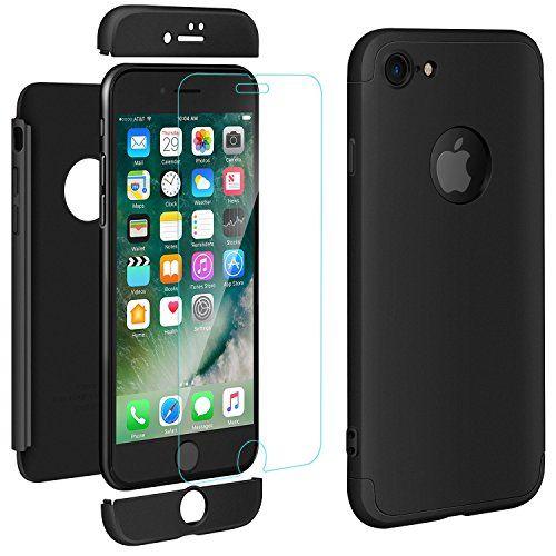 cover iphone 7 nero