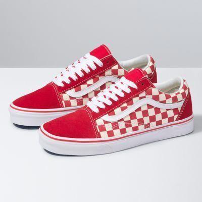 Vans old skool, Vans checkerboard