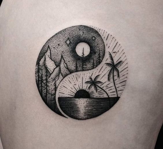 Pin By Dalady On Art Tattoos World Travel Tattoos Symbolic Tattoos