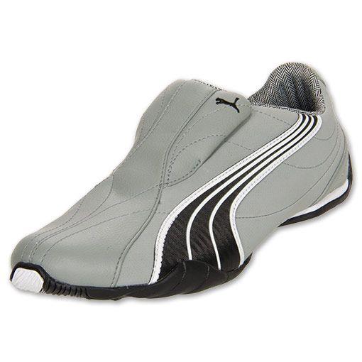 puma shoes without laces