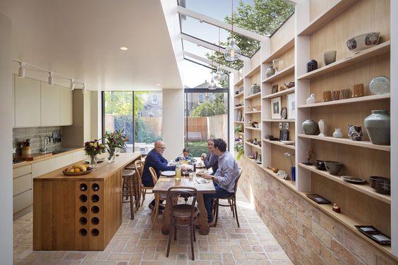 Gallery House / Neil Dusheiko Architects / London, United Kingdom