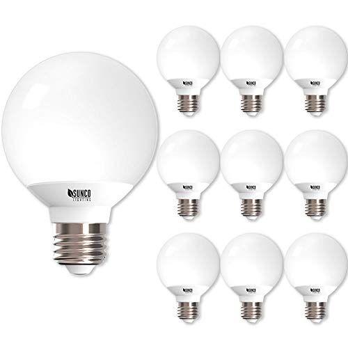 Sunco Lighting 10 Pack G25 Led Light