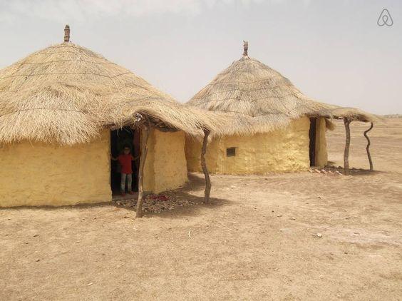 Regardez ce logement incroyable sur Airbnb : Nika House à Jaisalmer Rural
