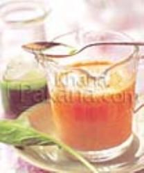 Sweet Potato and Spinach Juice