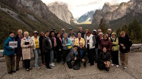 Gate 1 Travel Video - California Gold Coast, Yosemite & National Parks. Explore the US with Gate 1!