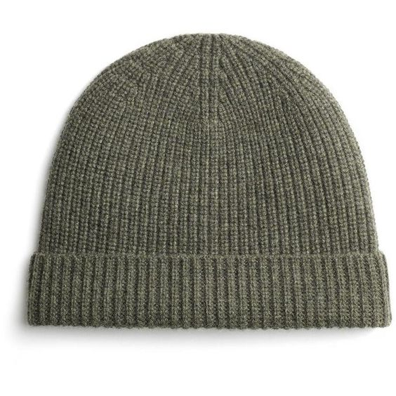 KADEN CASHMERE BEANIE ARMY rag bone ($175) ❤ liked on Polyvore featuring accessories, hats, beanie hat, beanie cap, rag bone hat, army hat and army beanie