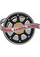 Hollywood Movie Reel Cutout | 8""""