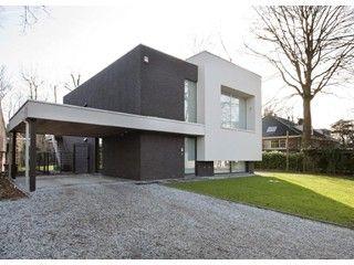 nieuwbouw moderne woning