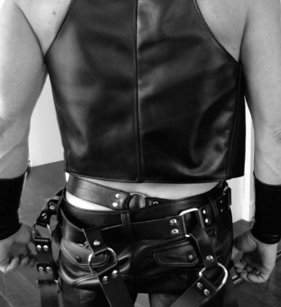 LeatherScruff