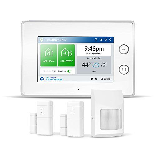 If You Re Converting Your Home Into A Smart Home Then This Alarm System Should Be Part Of Your All Th Home Security Systems Wireless Home Security Smart Alarm