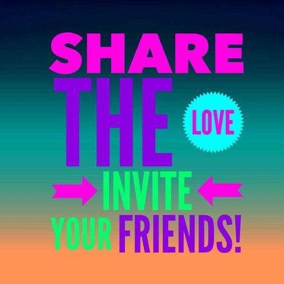 Win FREE LEGGINGS Invite your friends to join our VIP Group at