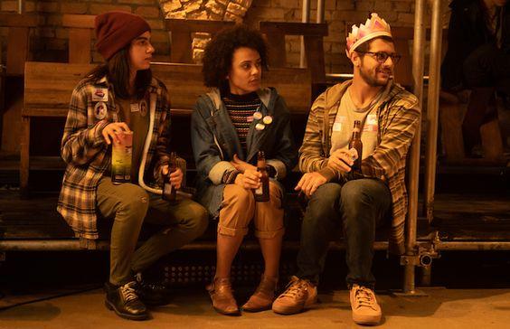 Todxs Nosotrxs es la serie LGTBI más queer de HBO