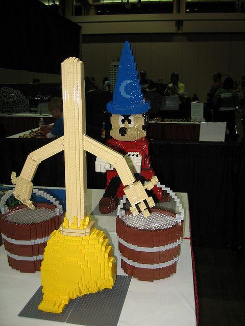 disney legos