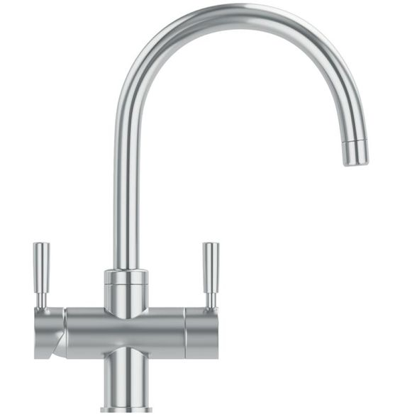 Franke Omni 4 in 1 Instant Boiling Water Kettle Kitchen Sink Tap - Stainless…