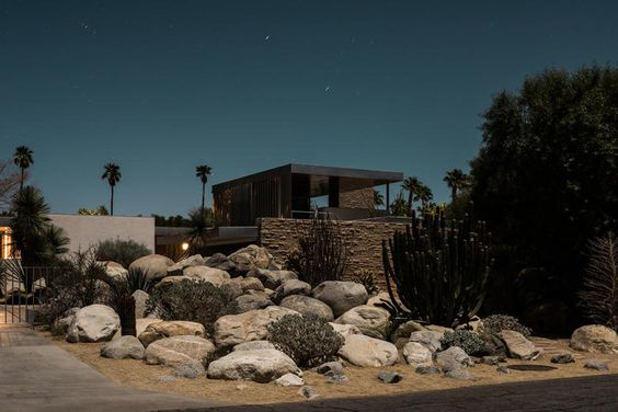 9 | California Modernism Looks Even Better Under The Stars | Co.Design | business + design