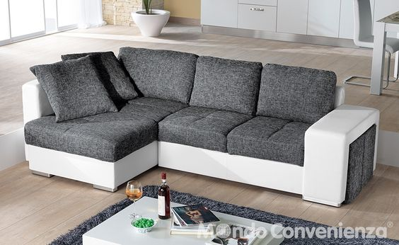 divano letto sempre mondo convenienza sofa pinterest. Black Bedroom Furniture Sets. Home Design Ideas