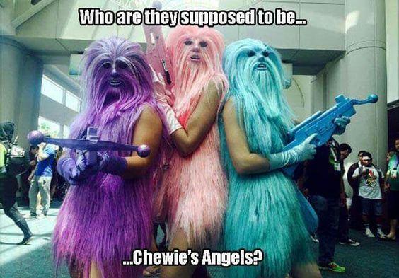 Chewie's Angeles